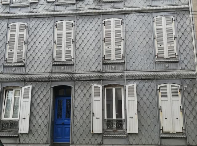 entretien sur bâtiment classé bâtiment de France