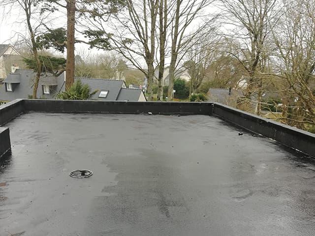 réalisation-de-toiture-terrasse-avec-Derbigum